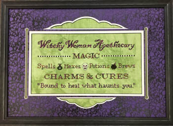 Foxwood Crossings, Witchy Woman Apothecary, Needles and Things