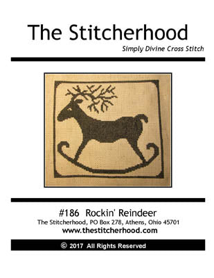 Stitcherhood The, Rockin Reindeer, Needles and Things