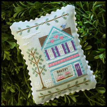 Country Cottage Needleworks, Main Street Bakery, Needles and Things
