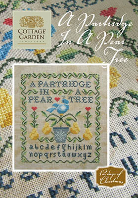 Cottage Garden Samplings, Partridge In A Pear Tree, Needles and Things