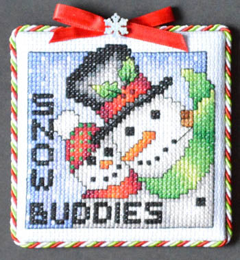Frony Ritter Designs, Snow Buddies, Needles and Things