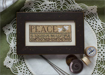 Erica Michaels, Peace, Needles and Things