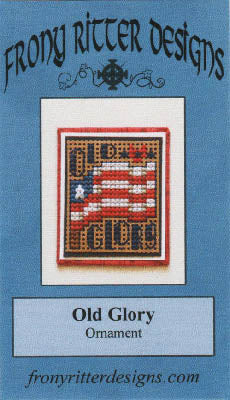 Frony Ritter Designs, Old Glory, Needles and Things
