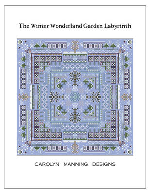 CM Designs, Winter Wonderland, Needles and Things