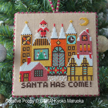 GERA By Kyoko Maruoka Gera, Santa Has Come - 2, Needles and Things