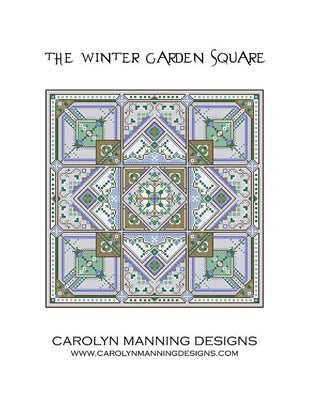 CM Designs, Winter Garden Square, Needles and Things