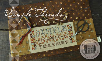 Summer House Stitche Workes, Simple Threads, Needles and Things