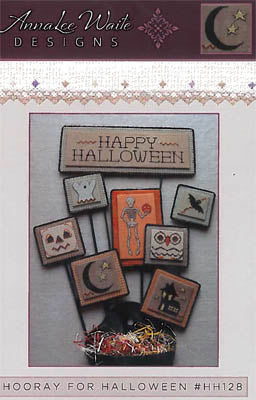 Annalee Waite Designs, Hooray For Halloween, Needles and Things