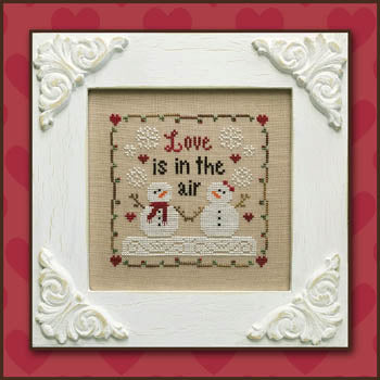 Country Cottage Needleworks, Love Is In The Air, Needles and Things