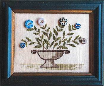 Needlemade Designs, Nancy's Posies, Needles and Things