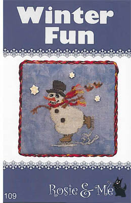Rosie & Me Creations, Winter Fun, Needles and Things