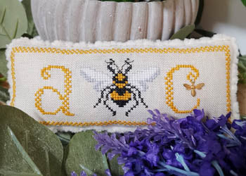 Blackberry Rabbit, A Bee C, Needles and Things