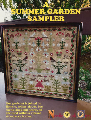 Needle WorkPress, Summer Garden Sampler, Needles and Things