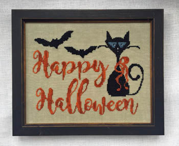Keslyn's, Miss Kitty's Halloween, Needles and Things