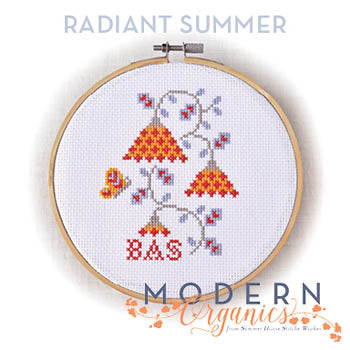 Summer House Stitche Workes, Radiant Summer, Needles and Things