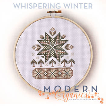 Summer House Stitche Workes, Whispering Winter, Needles and Things
