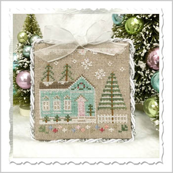Country Cottage Needleworks, Glitter House 7, Needles and Things