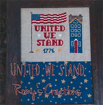 Romy's Creations, United We Stand, Needles and Things