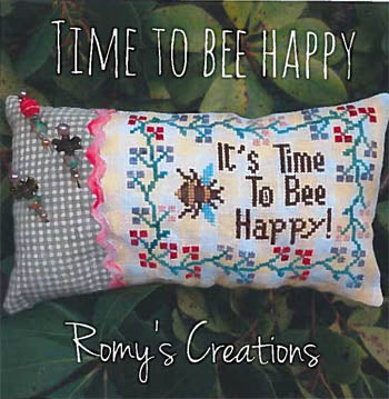 Romy's Creations, Time To Bee Happy, Needles and Things