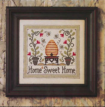 Bee Cottage, Home Sweet Home, Needles and Things