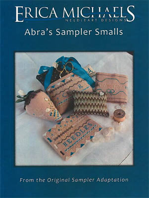 Erica Michaels, Abra's Sampler Smalls, Needles and Things