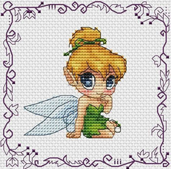 Les Petites Croix De Lucie, Baby Princess Tinker Bell, Needles and Things