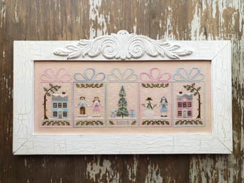 Country Cottage Needleworks, Winter Wonderland, Needles and Things