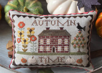 Abby Rose Designs, Autumn Time, Needles and Things