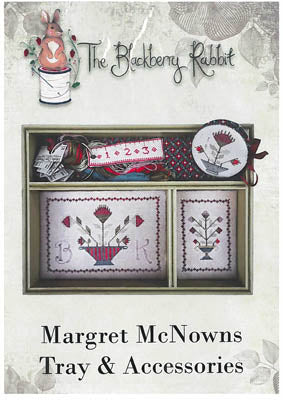 Blackberry Rabbit, Margret McNowns Tray & Accessories, Needles and Things