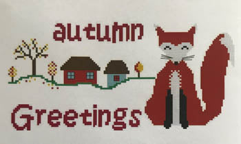Romy's Creations, Autumn Greetings, Needles and Things