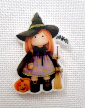 Les Petites Croix De Lucie, Trick Or Treat Magnet, Needles and Things
