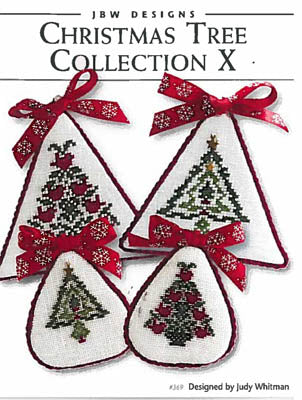JBW Designs, Christmas Tree Collection X, Needles and Things