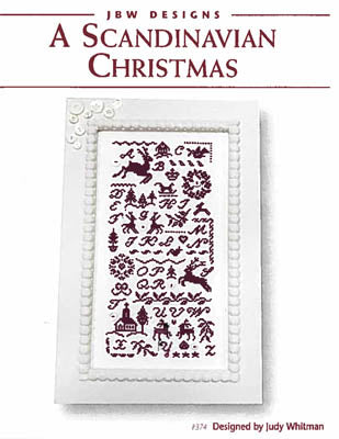 JBW Designs, Scandinavian Christmas, Needles and Things