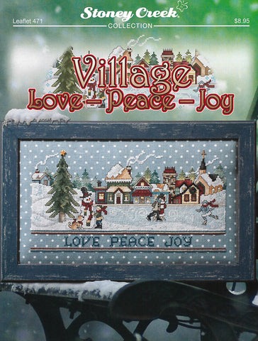 Village Love Peace Joy