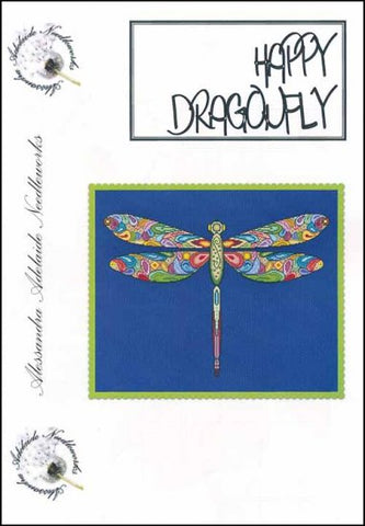 Alessandra Patterns, Happy Dragonfly, Needles and Things