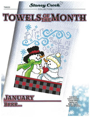 Towels Of The Month - JanuaryBrrr (TM023)