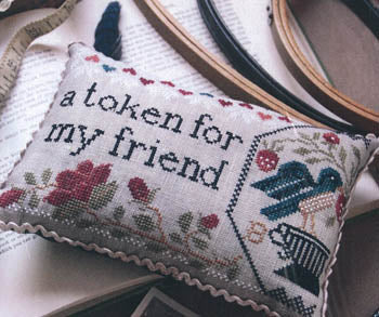 Sewn In Friendship