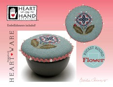 Pocket Round Flower