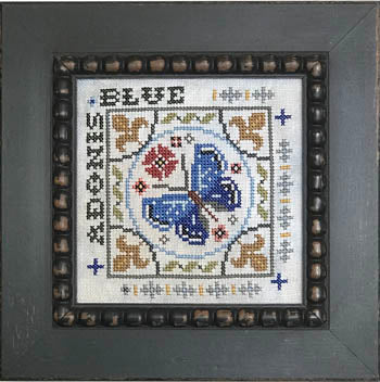 Tiny Tile - Adonia Blue