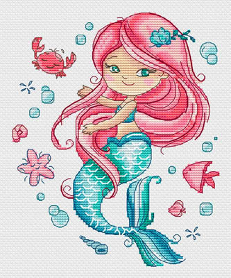 Lili The Little Mermaid