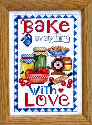 Bake Everything With Love