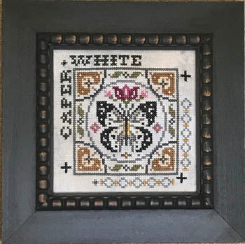 Tiny Tile - Caper White
