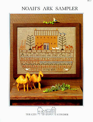City Stitcher, The, Noah'S Ark Sampler, Needles and Things