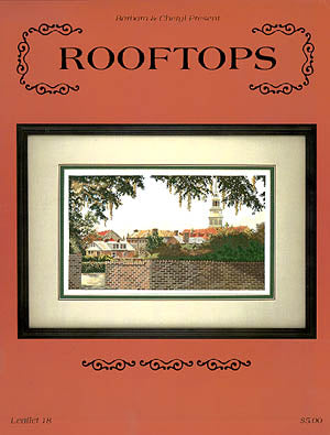 Graphs By Barbara & Cheryl, Rooftops, Needles and Things