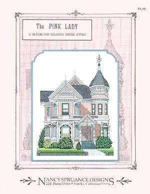 Nancy Spruance Designs, Pink Lady, Needles and Things