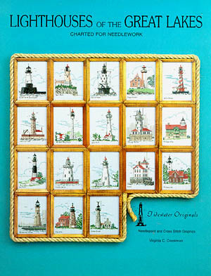 Tidewater Originals, Lighthouses Of The Great Lakes, Needles and Things