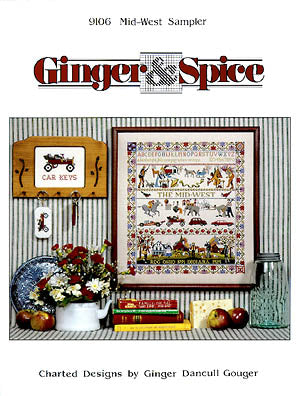 Ginger & Spice, Mid-West Sampler, Needles and Things