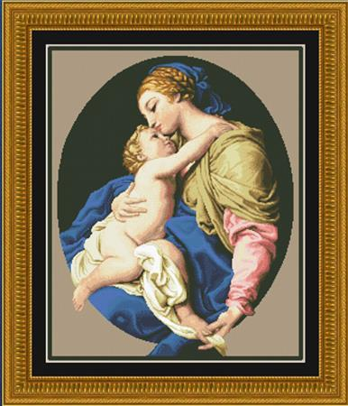 1811 Batoni's Mother and Child