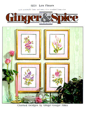 Ginger & Spice, Les Fleurs, Needles and Things