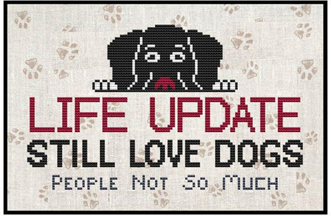 Life Update Still Love Dogs People Not So Much